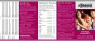 Grundkurs für Paare & Singles Specials & Kurzkurse Aufbaukurse f ...