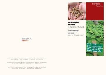 Broschüre - Brema