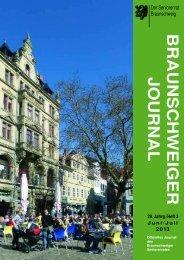 Ausgabe 3/13 (pdf) - Cyty-Braunschweig