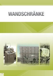 Wandschraenke - Swibox AG
