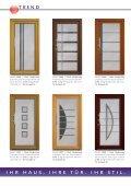 Haustüren - Sebnitzer Fensterbau - Seite 2
