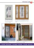 Haustüren - Sebnitzer Fensterbau - Seite 3