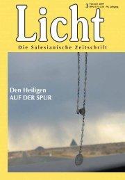 Den Heiligen AUF DER SPUR - Franz Sales Verlag