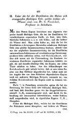 11. Ueber die hei cler Destillation des Holzes sich erzeugenden ...