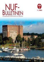 Scandinavian Association of Urology and Urological Nurses