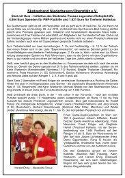 ausführlicher Bericht - DSkV