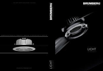 LICHT 2010/2011 Download PDF - Brumberg Leuchten