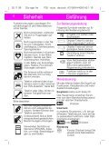 Bedienungsanleitung - Altehandys.de - Page 2