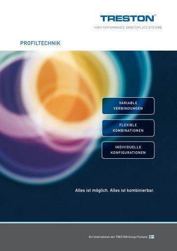 PROFILTECHNIK - Treston