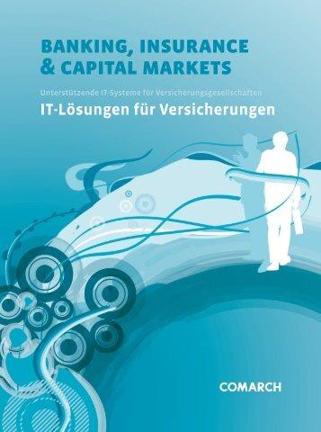 IT-Lösungen für Versicherungen 2009-02 DE_#2411.indd - Comarch