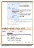 Installationsanleitung - Page 5