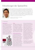 + Refluxkrankheit der Speiseröhre - Gesundheitszentrums Wetterau - Seite 2
