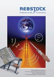 Katalog ansehen - Rebstock Instruments