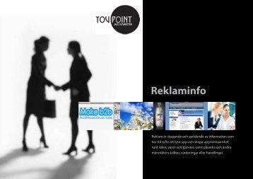Reklaminfo - You Point