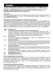 Bedienungsanleitung SIROLUX m. Lichtsensor - Doepke