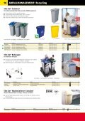 Abfallm anagement - Rubbermaid Commercial Products - Page 6