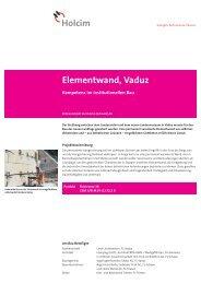 Flextremo 3R - Holcim Schweiz