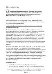 Minderheitenvotum - GEW Sachsen