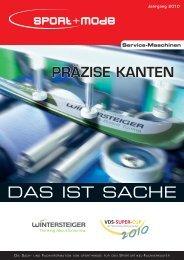 Service-Maschinen - sport+mode
