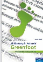 Einführung in Java mit Greenfoot - *ISBN 978-3-8689-4902-5 ...
