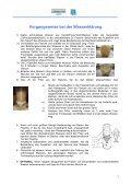 Wasser: Keine Verunreinigungen, keine Keime - Seite 3