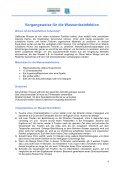 Wasser: Keine Verunreinigungen, keine Keime - Seite 4
