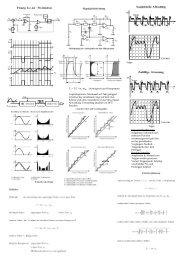 Sequentielle Abtastung: endgültiges Schirmbild aus ... - TI 2000