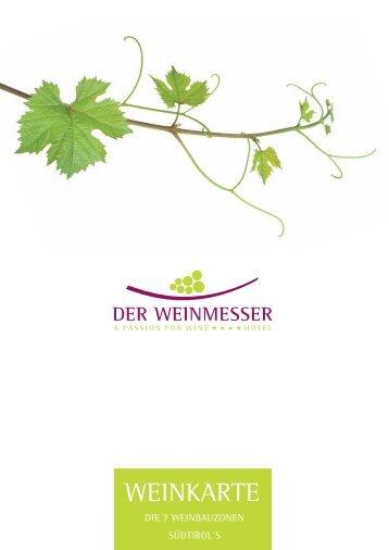 WEINKARTE - Der Weinmesser