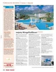 majesty MirageParkResort 55555 - TravelCMS