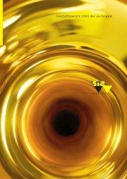 Geschäftsbericht 2002 der sia-Gruppe - sia Abrasives