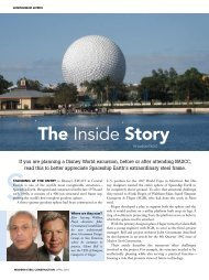 The inside Story - Modern Steel Construction