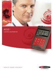 ACUS 4 - Bosana Medizintechnik GmbH