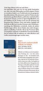 Zugänge zum Denken des Mittelalters - Aschendorff - Seite 2