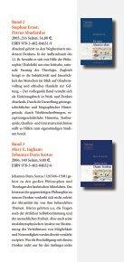 Zugänge zum Denken des Mittelalters - Aschendorff - Seite 3