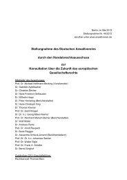 44/2012 - Deutscher Anwaltverein
