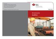 BGI 555 - Arbeitssicherheit.de