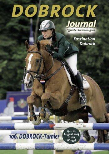 Dobrock-Journal (PDF / 11 MB) - Dobrock-Turnier