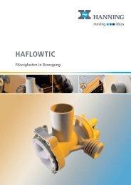 Broschüre haflowtic - Hanning Elektro-Werke GmbH & Co. KG