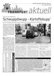 ffa mai00 - ADFC Frankfurt