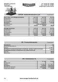 Preisliste 2013 - Mezger - Page 6
