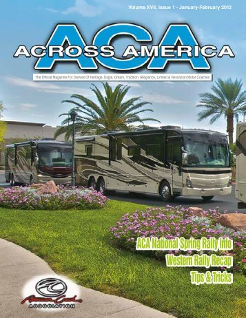 January-February 2012 - American Coach Association