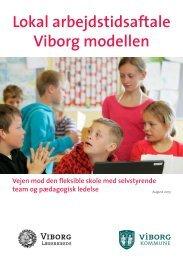 Viborgmodellen 2013 - Viborg Lærerkreds