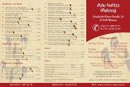 Speisekarten als PDF zum Download - Asia-Imbiß Mekong