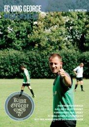 Oktober 2009 - FC King George
