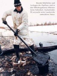 Das Ende des Öls - Greenpeace