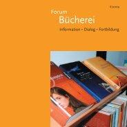Bücherei - Leitung