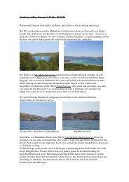 Sardinien - Elba - Toscana // 18.06. - 02.07.06 Werner und Freunde ...
