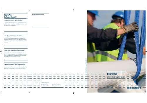 download - SpanSet GmbH & Co. KG