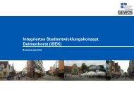 Zwischenbericht - Stadt Delmenhorst