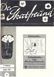 er-skatfreund - Deutscher Skatverband e.V.